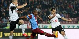 Legia bez punktu w Lidze Europy! Porażka z Trabzonsporem