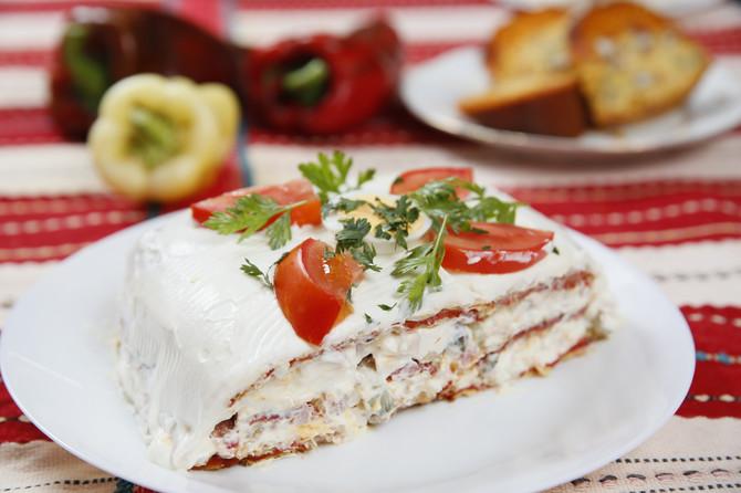 Ukus Natalijine torte od paprika osvojiće i one probirljive