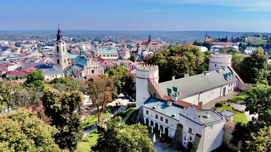 Zamek Kazimierzowski i Stare Miasto w Przemyślu