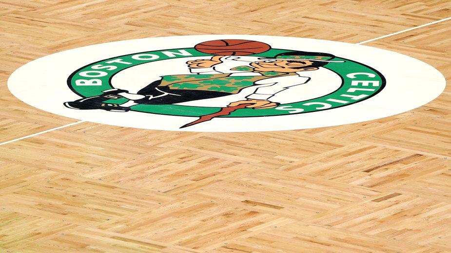Parkiet Boston Celtics