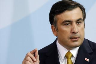 Gruzja: Saakaszwili skazany zaocznie za nadużycie władzy