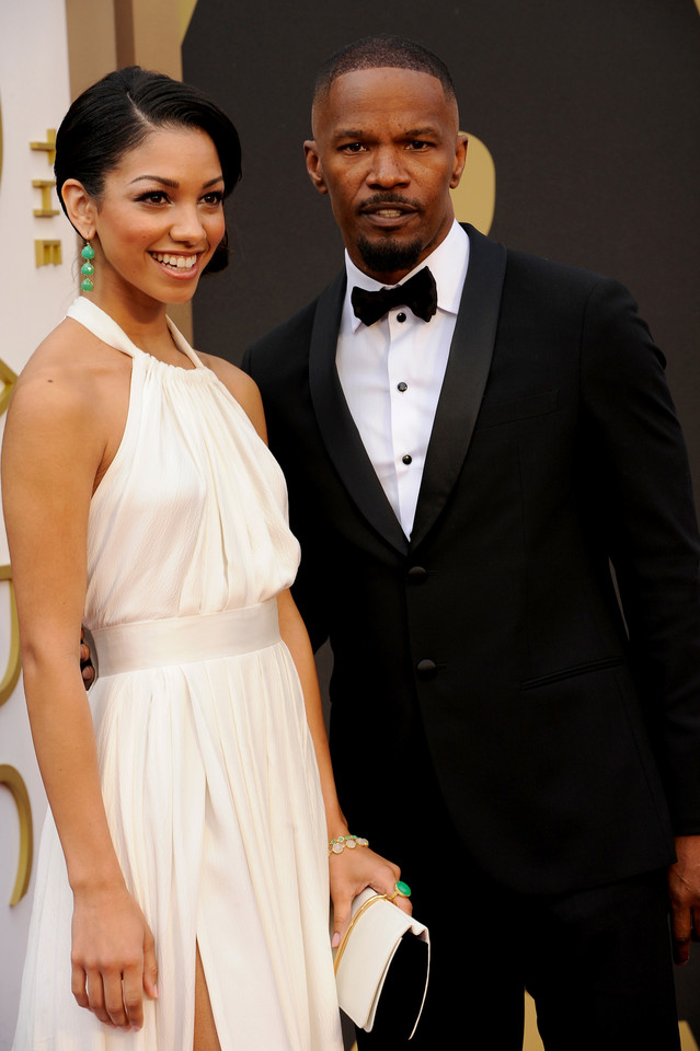 Corinne Bishop i Jamie Foxx