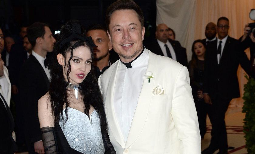 Elon Musk i Grimes rozstali się, ale wciąż się kochają.