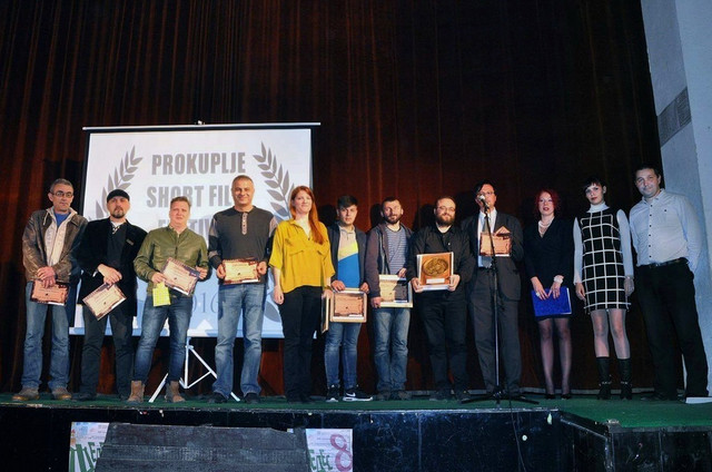 Dobitnici nagrada na Međunarodnom festivalu kratkog metra u Prokuplju