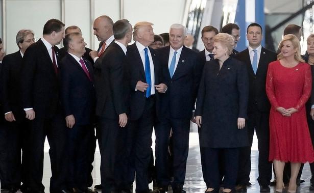 Spotkanie przywódców państw NATO w Brukseli