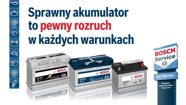 Bosch Service Zaprzała - wideo