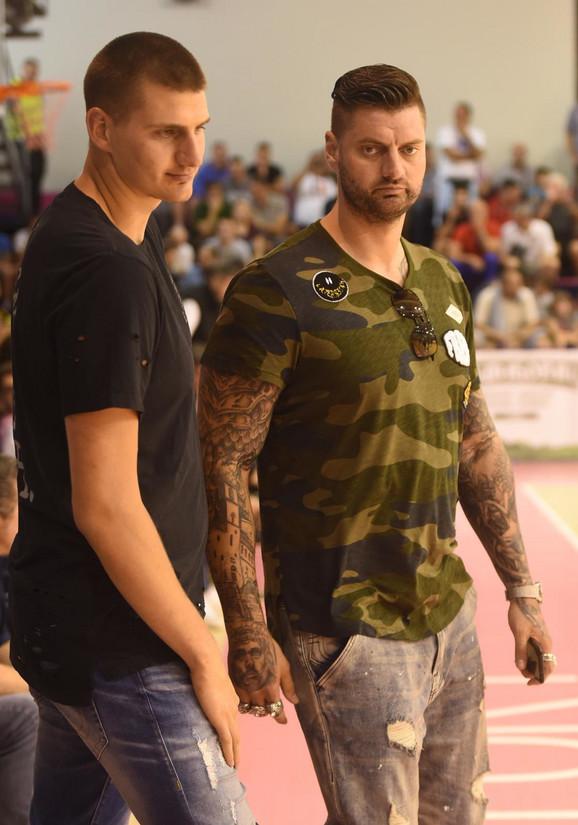 Nikola i Strahinja Jokić