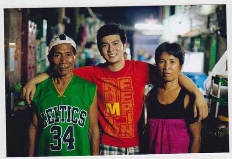 filipini  foto Facebook Jayvee Lazaro Badile II