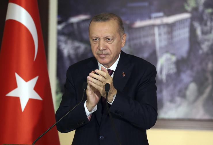 Redžep Erdogan 20200728 ap  istanbul Di019785353
