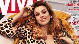 """Julia Kamińska powraca do show-biznesu na okładce """"Vivy!"""". """"Prawdziwa tygrysica"""""""