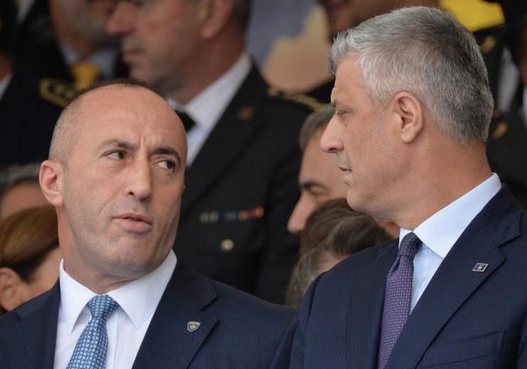 Taci Haradinaj svadja