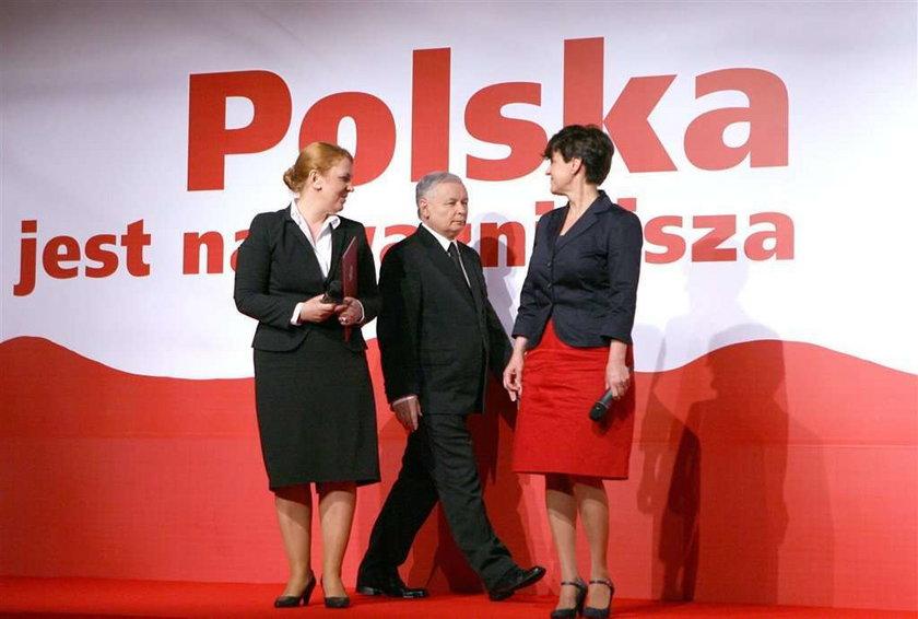 PiS pozbywa się Kluzik-Rostkowskiej