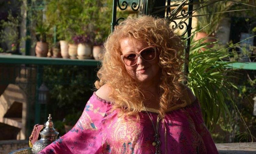 Magda Gessler w Maroko