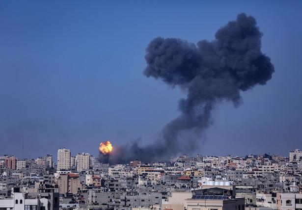 Izraelski atak na Strefę Gazy