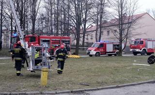 PSP: 1,3 tys. interwencji strażaków ostatniej doby