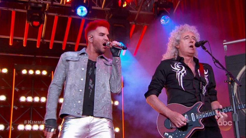 Zespól Queen i Adam Lambert