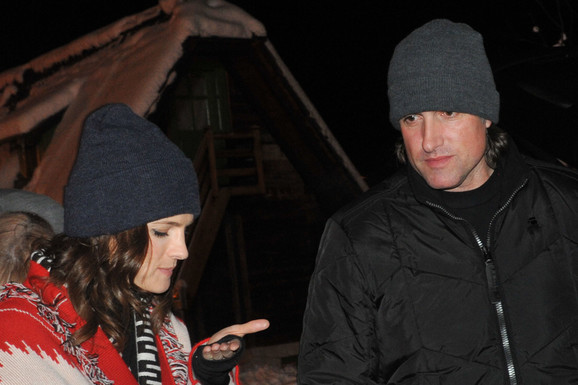 Stana Katić sa suprugom Krisom Brkljačem