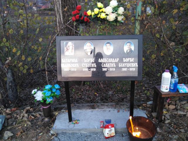 Katarina Ivanković poginula je jer je sela u automobil u koji nije smela