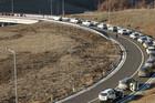 Pogledajte kako izgleda autoput kroz Grdeličku klisuru (VIDEO)