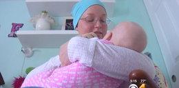 Miała raka piersi, kazali jej zrobić aborcję. Wtedy stał się cud