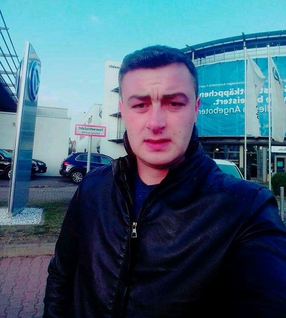 Ubijeni Asmir Metović