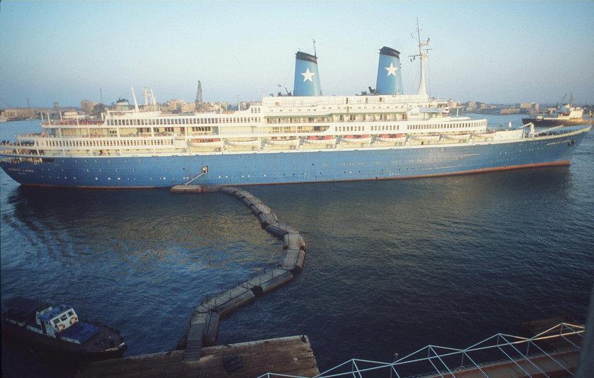 Statek Achille Lauro