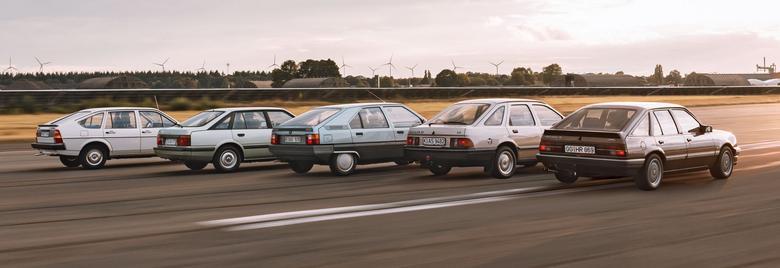 To niesamowite, jak podobne wyniki mogą osiągać samochody.