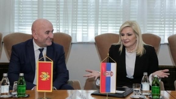 Osman Nurković i Zorana Mihajlović