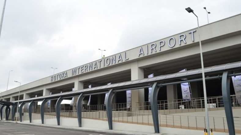Terminal 3 of Kotoka International Airport