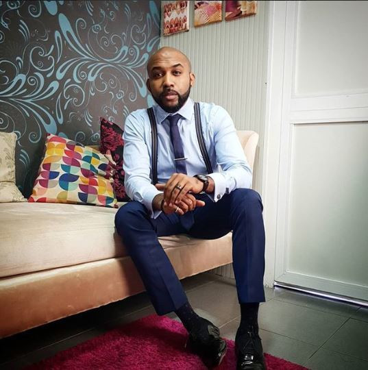 According to Banky W, he shared how he has always expressed his reservations about the people elected into the National Assembly [Instagram/BankyW]