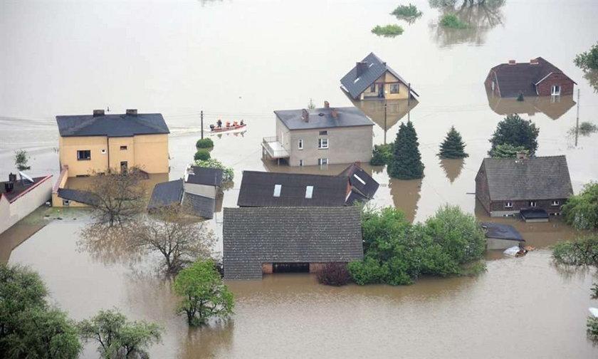 Powodzianie z Bierunia potrzebują wsparcia