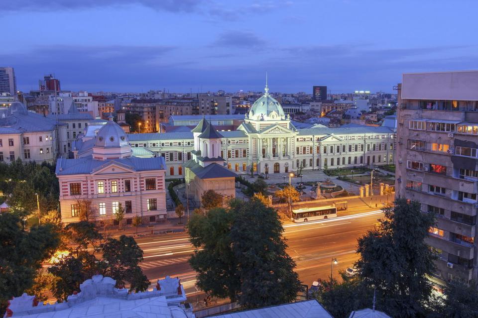 4. Bukareszt