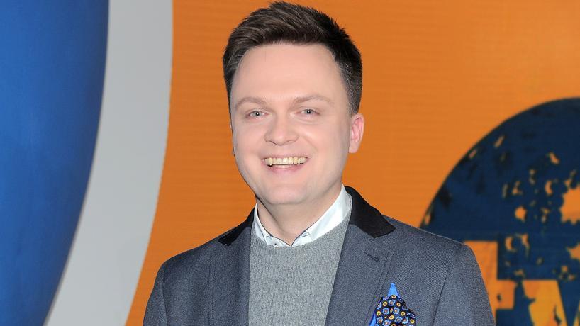 """Szymon Hołownia z """"Mam talent"""" i jego odnaleziony pies"""