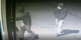 Zaatakował nożem sprzedawczynię na Podkarpaciu. Szokujące nagranie!