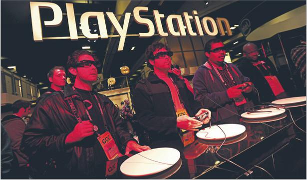 Systemy obronne koncernu Sony są dziurawe. Fot. Bloomberg