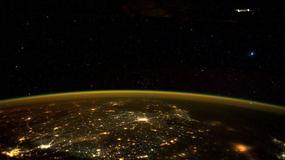 Czy astronauta przypadkowo sfotografował UFO?