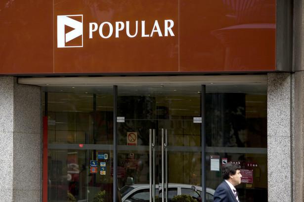 Prezes Alior Banku Wojciech Sobieraj ocenia, że Banco Popular w bankowości detalicznej to europejska ekstraklasa.