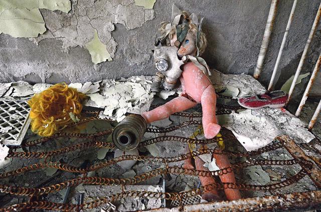 Oko 35.000 odraslih i 1.400 dece iz šireg područja Černobilja zatražilo je pomoć zbog posledica zračenja