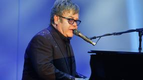 Elton John wystąpi w Krakowie