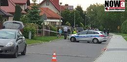 Tragedia w Biłgoraju. Syn zamordował matkę, ojciec walczy o życie
