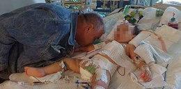 Matka skatowała córkę na śmierć. Wzruszające pożegnanie ojca
