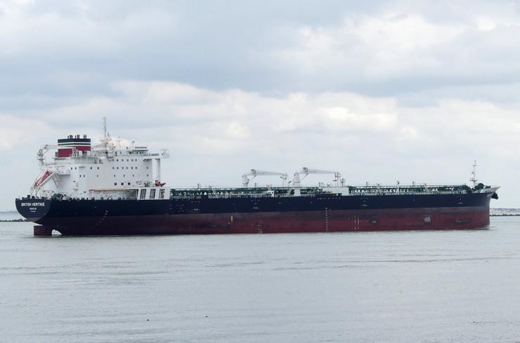tanker persijski zaliv epa PATRICK DEENIK