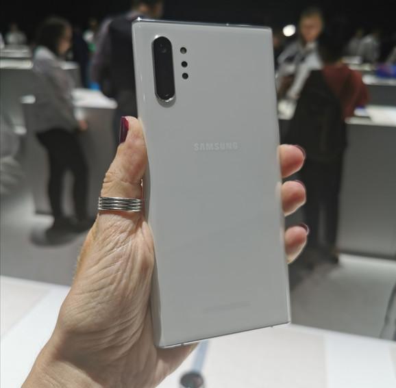 Galaxy Note 10+ je u prodaji od 23. avgusta
