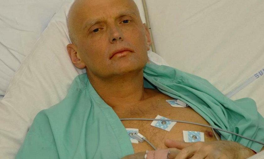 Badał śmierć Litwinienki. Popełnił brutalne samobójstwo