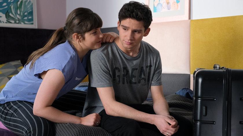 """""""M jak miłość"""". Lilka i Mateusz rozwiodą się? Ich małżeństwo wisi na włosku"""