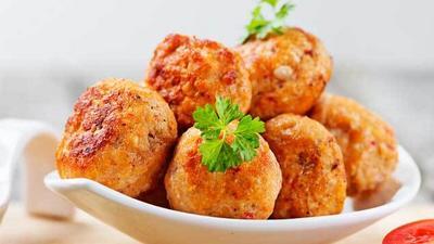 DIY Recipes: How to make Chicken balls