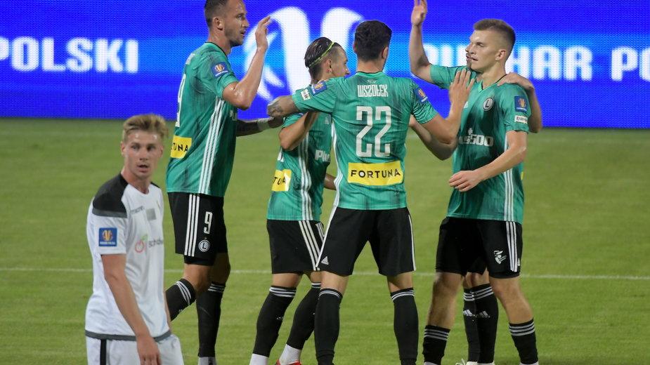 GKS Bełchatów - Legia Warszawa
