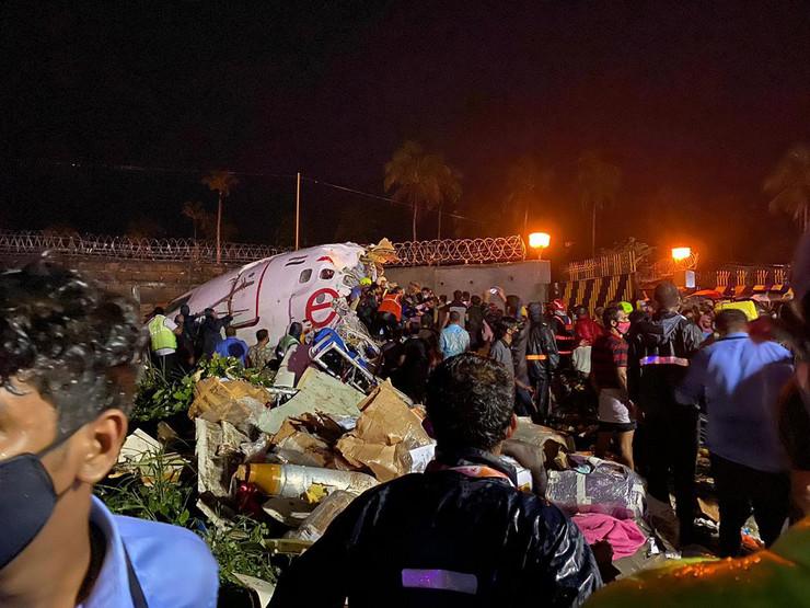Indija avion nesreća