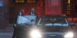 Schetyna zabrał Tuskowi limuzynę
