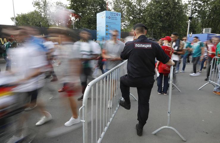 Ruska policija